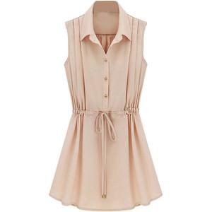 A_Pleated Dress