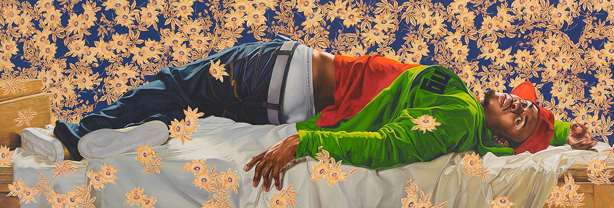 Kehinde Wiley At The Brooklyn Museum Champagne And Heels