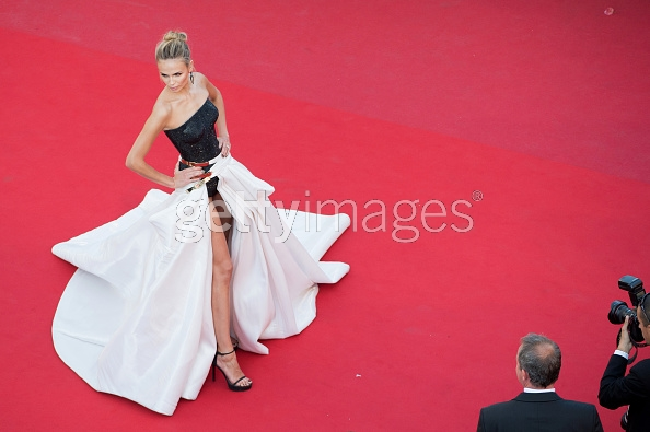 "attends the Premiere of ""Carol"" during the 68th annual Cannes Film Festival on May 17, 2015 in Cannes, France."