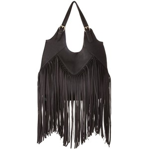 bags charlotte russe fringe faux leather
