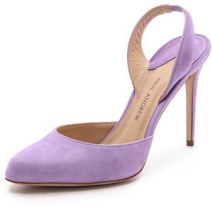 lilac heel