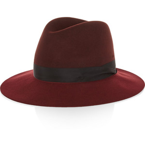 rag and bone wool fedora